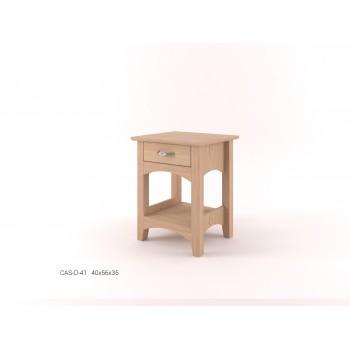 Stylový noční stolek CASTELLO