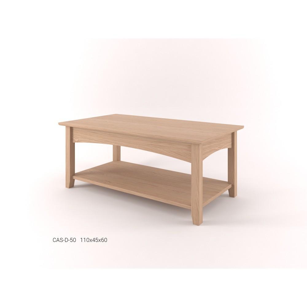 Stylový konferenční stolek obdélník CASTELLO