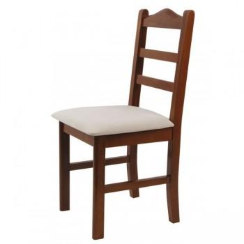 Z62 - Kuchyňská jídelní židle BERTA, čalouněná