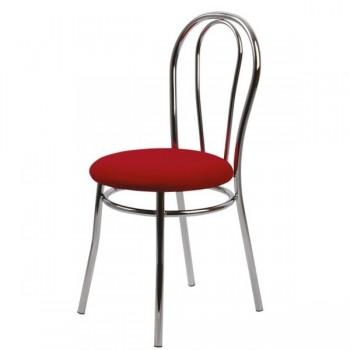 Z82 - Kuchyňská jídelní Židle ANTONIE, chrom