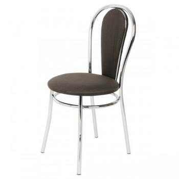 Z84 - Kuchyňská jídelní židle PAVLA, chrom