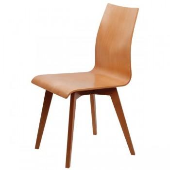 Z153 - Ohýbyná jídelní židle buková SASKIE I
