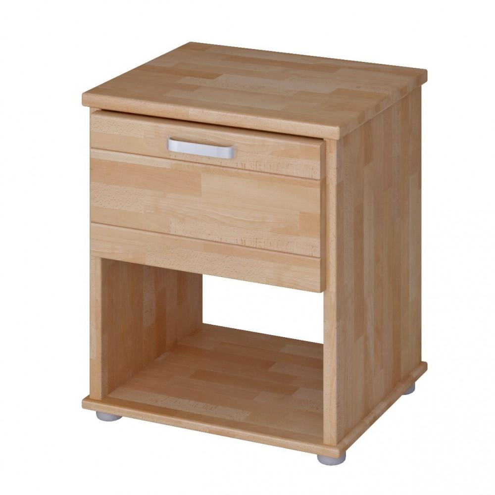 Noční stolek SIGMA 192B, BUK Cink