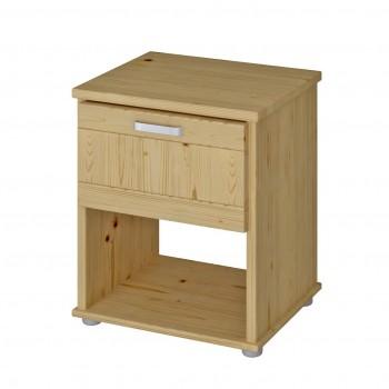 Noční stolek SIGMA 192, masiv SMRK