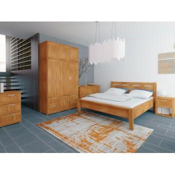 Noční stolek SIGMA 192 - BUK Cink