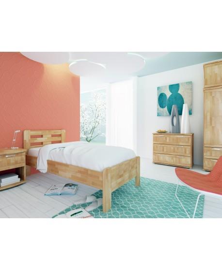 Zvýšená postel KATE HP 166B