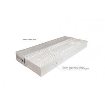 MEGALAT - velmi tuhá latexová matrace - popis