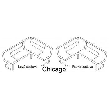 CHICAGO - LEVÁ / PRAVÁ
