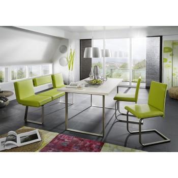 CHICAGO - Moderní designová rovná lavice