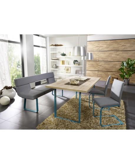 LAS VEGAS - Moderní designová rovná lavice