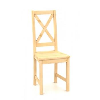 B165 - Celodřevěná jídelní židle