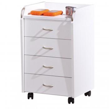 Kontejner zásuvkový PRONTI, lamino