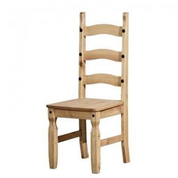 Židle CORONA vosk