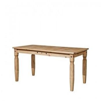 Jídelní stůl 152x92 CORONA vosk, Doprava ZDARMA