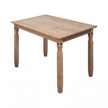 Jídelní stůl 118x79 CORONA 2 vosk