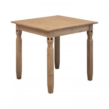 Jídelní stůl 78x78 CORONA 2 vosk