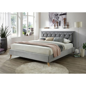 Čalouněná postel ŽANET L502 (+Sleva 5%), DOPRAVA ZDARMA