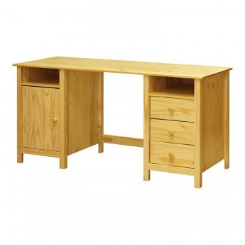 Psací stůl TORINO 8074, borovice, doprava ZDARMA