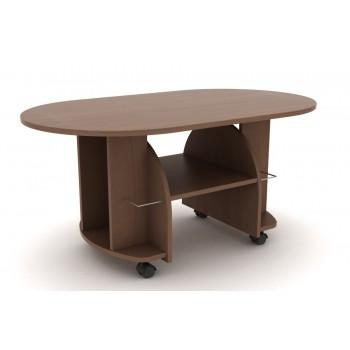 Konferenční stůl VÍT K12 na kolečkách