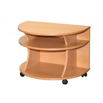 T01 - TV stolek DINO na kolečkách