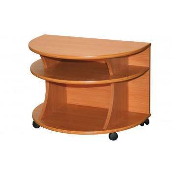 T01 - TV stolek oválný malý DINO...