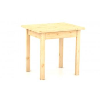 S143 Jídelní stůl, borovice