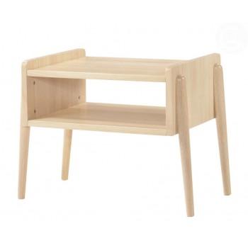Noční stolek BARNY, masiv