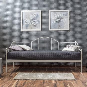 Kovová postel - jednolůžko...