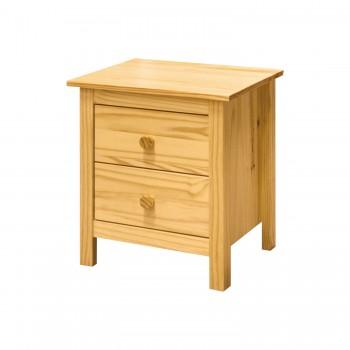 Noční stolek TORINO 8099, borovice