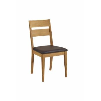 Jídelní židle FILIPA P z dubového masivu