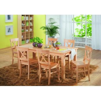 Jídelní stůl LINZ + Židle LINZ