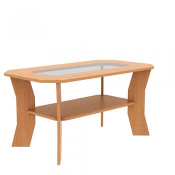 Konferenční stůl se sklem FILIP K10