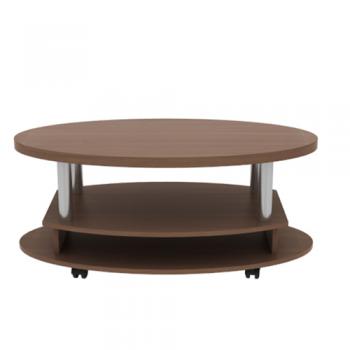 Konferenční stůl oválný HUGO...